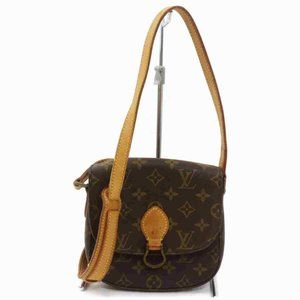 Auth Louis Vuitton Saint Cloud Mini #6449L25